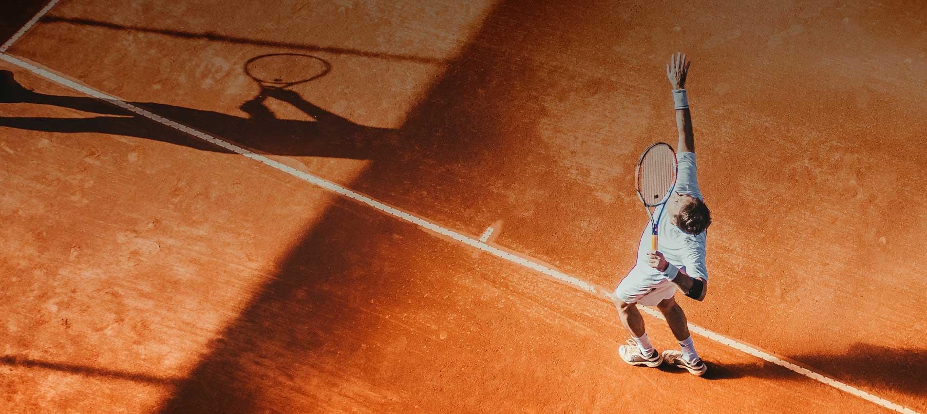 Pfingstturnier Teaser – Tennisspieler